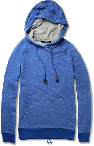 Marc by Marc Jacobs Bright Hooded Cotton Sweatshirt