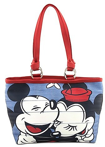 Classic Minnie and Mickey Mouse Tote by Harveys