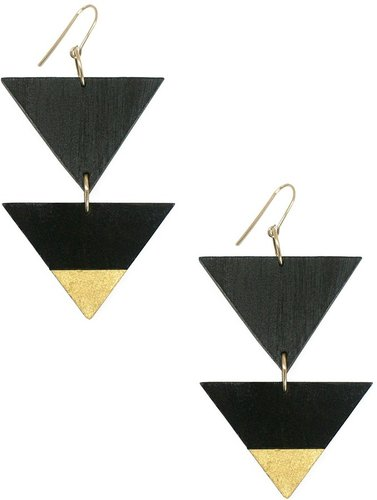 Ebony Triad Drops