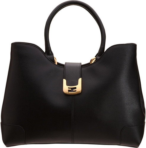 Fendi Chameleon Shoulder Tote