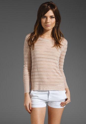 Theory Walsa Briola Stripe Sweater