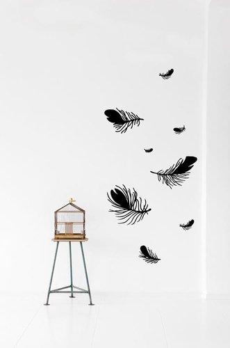 Ferm Living - Feather Wallsticker