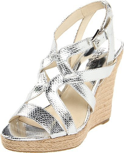 Michael Michael Kors Women's Palm Beach Wedge Sandal