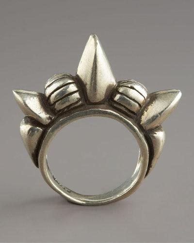 Pamela Love Tribal Spike Ring