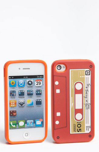 Rebecca Minkoff 'Cassette Tape' iPhone 4 & 4S Case