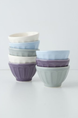 Mini Latte Bowls