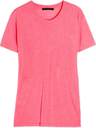 Christopher Kane Neon jersey T-shirt