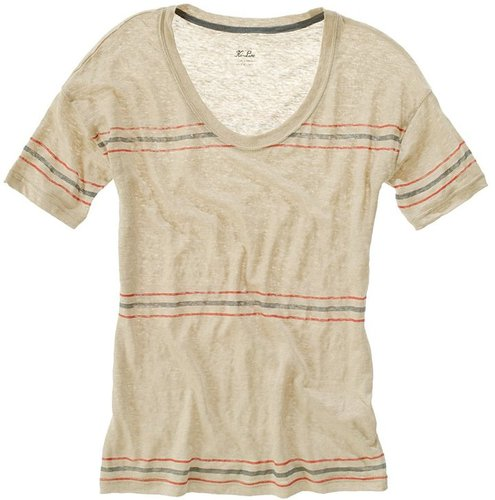 Keepsake stripe tee