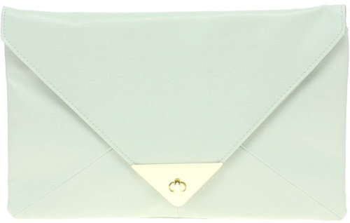 ASOS Pyramid Metal Tip Clutch