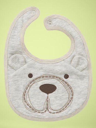 Favorite bear bib