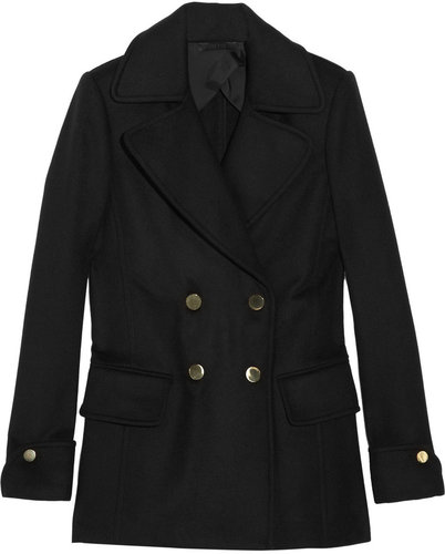 The Row Fantene double-breasted wool coat