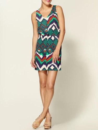 Collective Concepts Tribal Print Dress