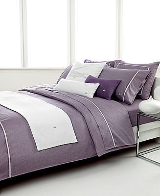 Lacoste Bedding, Lyra Collection