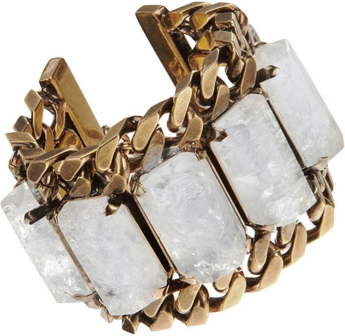 Givenchy Rock Crystal Bracelet