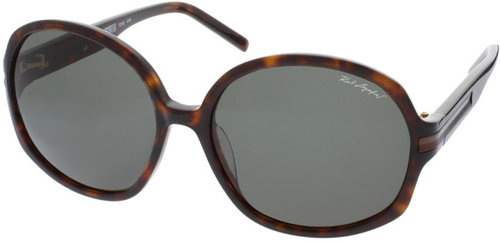 Karl Lagerfeld Classic Round Sunglasses