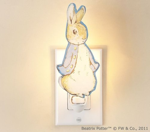 Peter Rabbit Nightlight