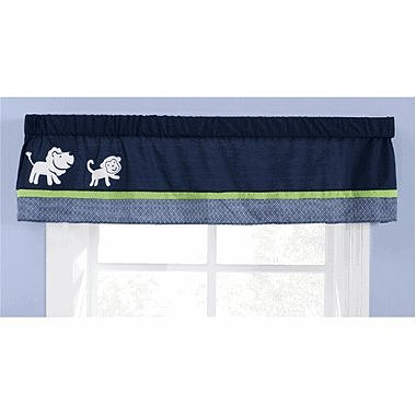 Carter's Safari Sky Valance