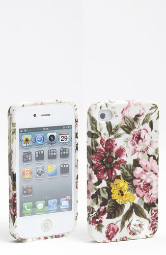 Design Lab Floral Print iPhone 4 & 4S Case