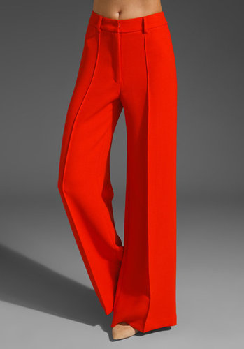 Milly Hayden Pin-tuck Trousers