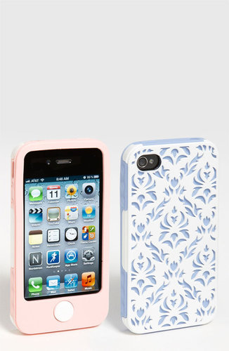 Tech Candy 'Venice' iPhone 4 Silicone Case Set