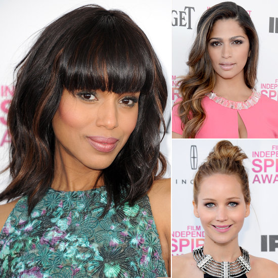 See the Best Hair and Makeup From the Independent Spirit Awards