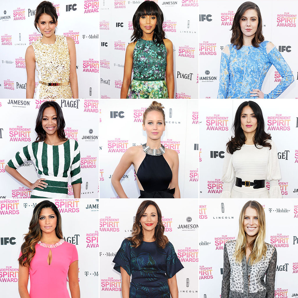 2013 Indie Spirit Awards: Who Wore What