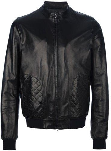 Valentino quilt detail jacket
