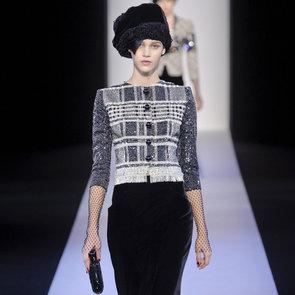 Giorgio Armani Review | Fashion Week Fall 2013