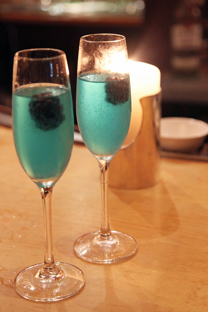 Blue Curaçao Cocktail