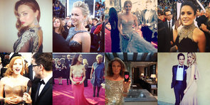The Oscars Get Social: See All the Instagram Snaps Here
