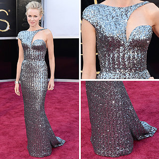 2013 Oscar Awards Style & Fashion Poll: Naomi Watts Armani