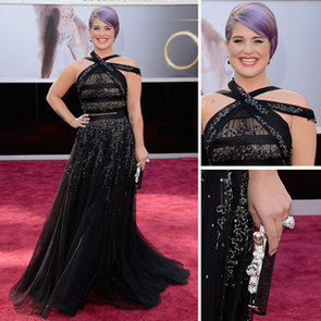 2013 Oscar Awards Style & Fashion Poll: Kelly Osbourne