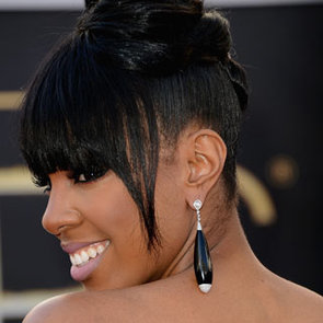 Pictures of Kelly Rowland at the 2013 Oscars