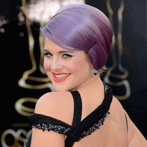 Pictures of Kelly Osbourne at the 2013 Oscars