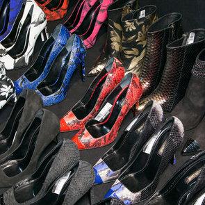 Best Fall 2013 Shoes | Milan Fashion Week Runway
