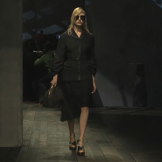 Prada Fall 2013 Runway | Video