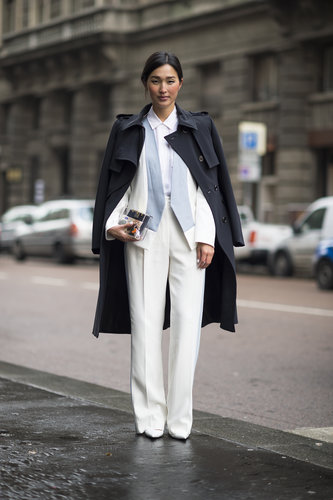We love the simplified silhouettes and classic topper. Source: Le 21ème   Adam Katz Sinding