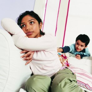 How Much Should Teens Babysit Siblings?