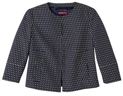 Merona® Women's Jacquard Cropped Coat -Assorted Colors