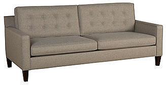 """Ava Fabric Sofa, 81""""W x 37""""D x 34""""H"""