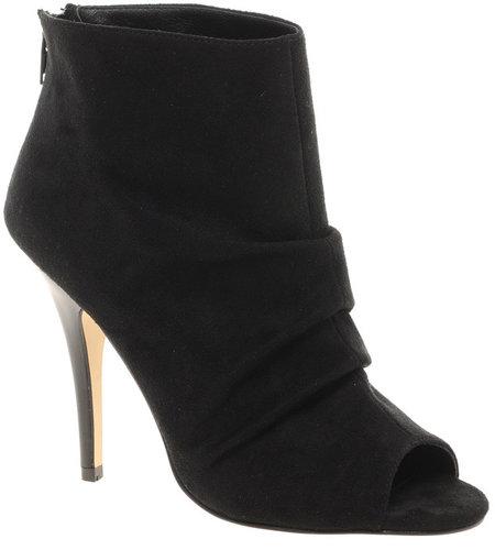 ASOS TAHITI Peep Toe Shoe Boots