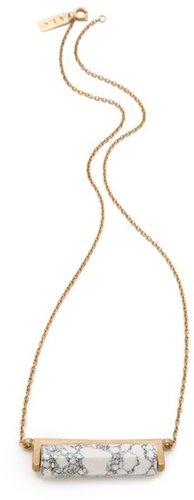 A.l.c. Long Crystal Necklace