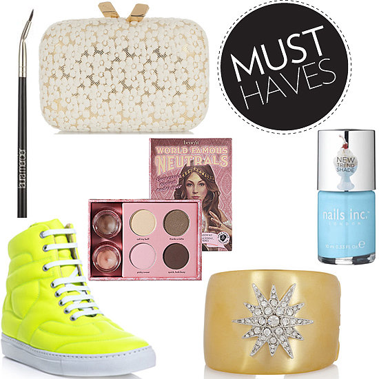 March Fashion and Beauty Must Haves