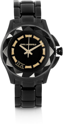 Karl Lagerfeld Karl 7 stainless steel watch