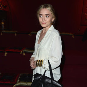 Paris Fashion Week: Olivia Palermo, Ashley Olsen Front Row