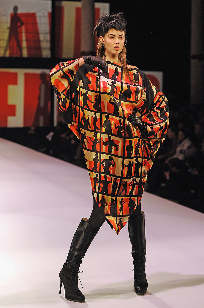 2013 Autumn Winter Paris Fashion Week: Jean Paul Gaultier