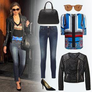 Miranda Kerr Weekend Outfit Inspiration
