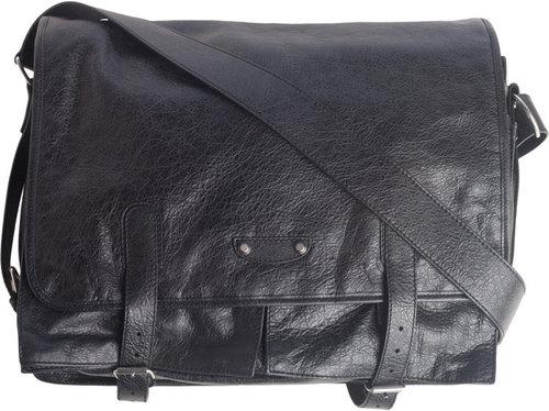 Balenciaga Arena Army Messenger Bag