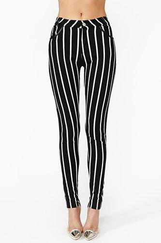 Jordan Skinny Jeans - Stripe