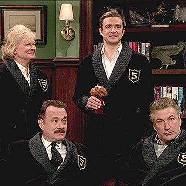 Justin Timberlake SNL Five-Timers Club
